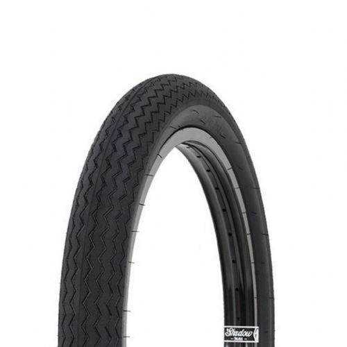 Subrosa Sawtooth Tyre - All Black 2.35""